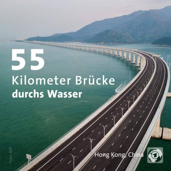Hongkong Brücke